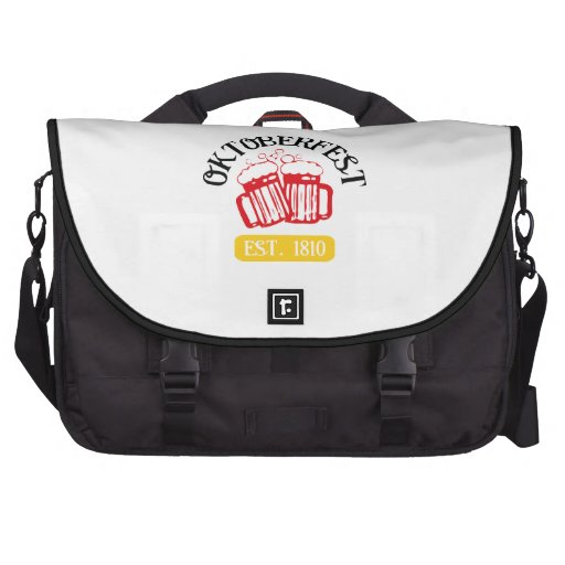 Oktoberfest Laptop Bags
