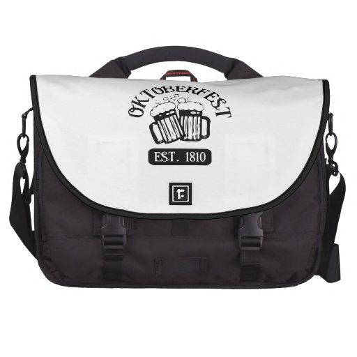 Oktoberfest Laptop Commuter Bag
