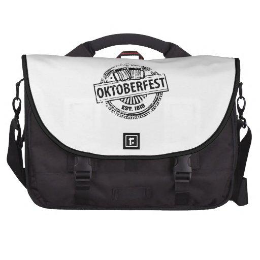 Oktoberfest Laptop Bag