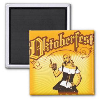 Oktoberfest Magnet
