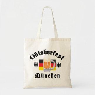 Oktoberfest Munchen Tote Bag