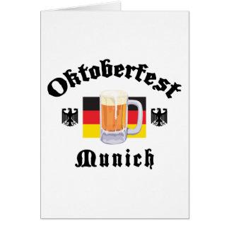Oktoberfest Munich Gift Card