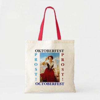 OKTOBERFEST OCTOBERFEST PROST PARTY TOTE BAGS