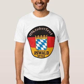 Oktoberfest - Oswald Style Tee Shirt