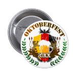 Oktoberfest Pinback Buttons