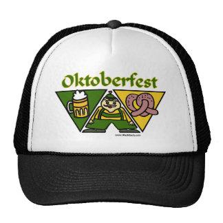 Oktoberfest Pretzel Hat