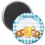 Oktoberfest Pretzels & Beer
