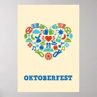 Oktoberfest Print (creme)