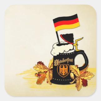 Oktoberfest Stein Sticker