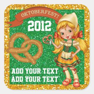 Oktoberfest Sticker - SRF