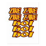 Oktoberfest Zike Zake Postcards