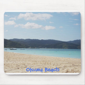 Okuma Beach Mouse Mat
