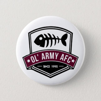 Ol' Army AFC Buttons!!! 6 Cm Round Badge
