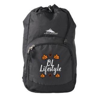OL Autumn lookback Backpack
