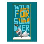 Olaf, Wild for Summer
