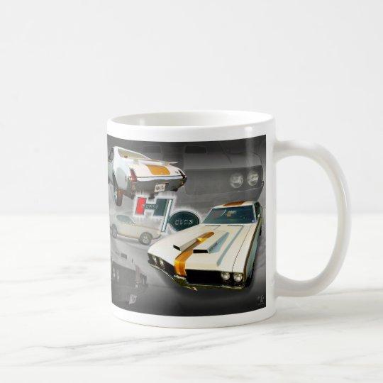 Old 455 in Grey Coffee Mug