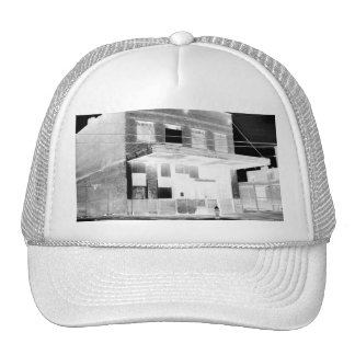 Old Abandon Building negative Cap