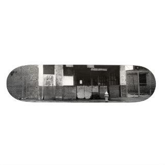 Old Abandon Building Skate Board Deck