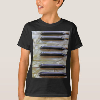 old accordion keyboard T-Shirt