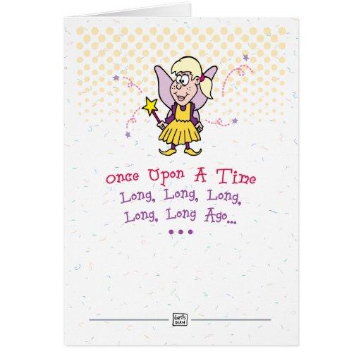 Old Age Birthday Card