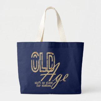 Old Age - Jumbo Tote