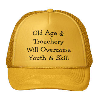 Old Age & TreacheryWill OvercomeYouth & Skill Cap