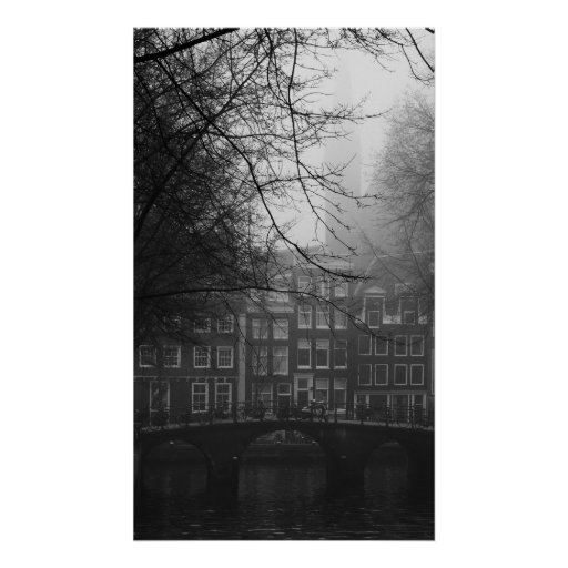 Old Amsterdam Posters