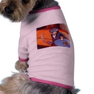 OLD AND LONELY PET CLOTHES