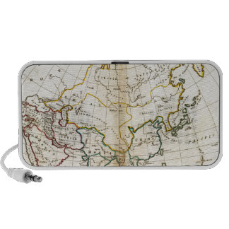 Old Asia map 1799 Travel Speakers