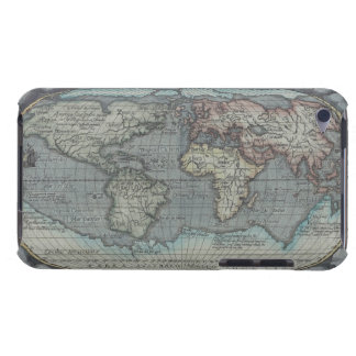 Old Atlas Barely There iPod Cases