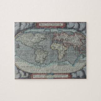 Old Atlas Puzzles