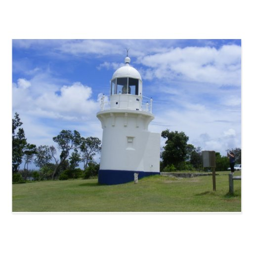 Old Ballina Lighthouse#2 Post Cards