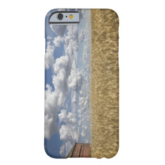 Old Barn in Wheat Field 2 Barely There iPhone 6 Case