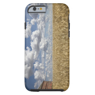 Old Barn in Wheat Field 2 Tough iPhone 6 Case