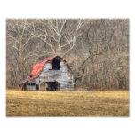 Old Barn Splendor Photo