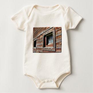 Old Barn Window Bodysuit