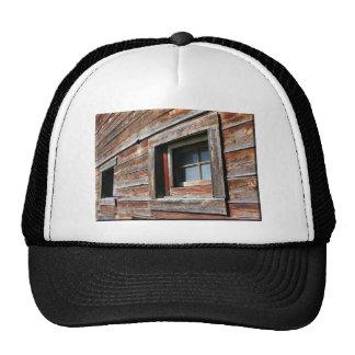 Old Barn Window Cap