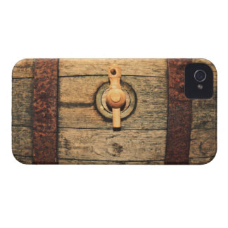Old barrel iPhone 4 cover