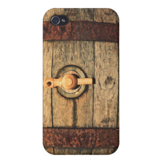 Old barrel iPhone 4/4S cases