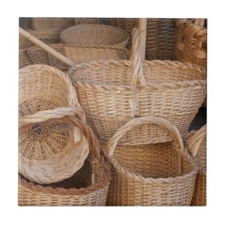 old basketold basket tile