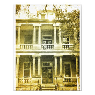 Old Beaufort House Photographic Print