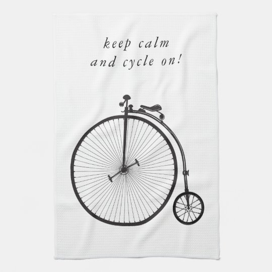 Old bicycle, bike, velocipede - to cycle quotes