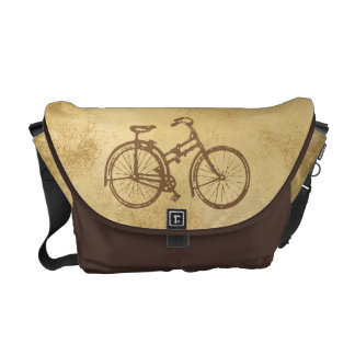 Old Bike Commuter Bags