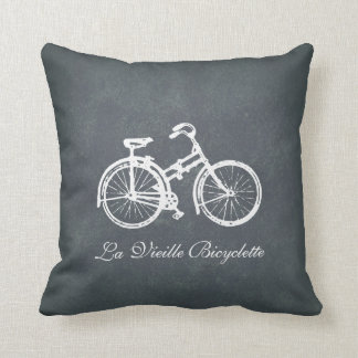 Old Bike Cushion