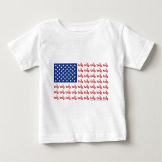 OLD-BIKE-FLAG-TEE BABY T-Shirt