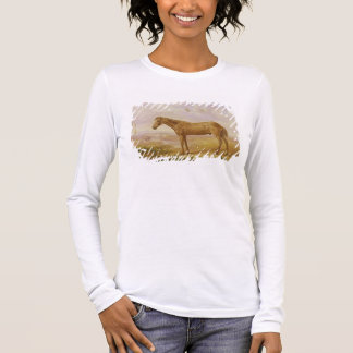 Old Billy, a Draught Horse, Aged 62 (oil on panel) Long Sleeve T-Shirt