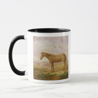 Old Billy, a Draught Horse, Aged 62 (oil on panel) Mug
