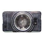 Old black camera samsung galaxy s2 cover