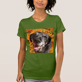 Old Black Labrador T-Shirt