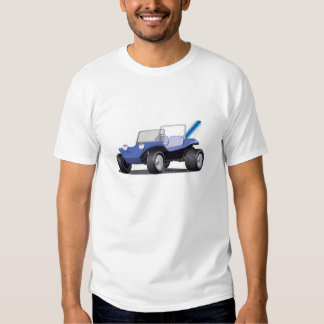 Old Blue Side Tee Shirts